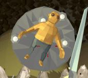 Hra - Knife Hero Low Poly