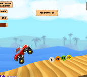 Hra - Hill Climb Racing 3D