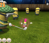 Hra - Minion Golf