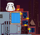 Hra - Charge for Baymax