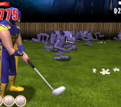 Hra - Sourcabra Golf Gobble
