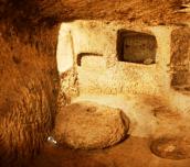 Turkey Derinkuyu Mystery Cave