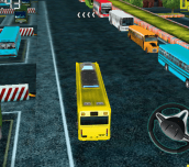Hra - Busman Parking 3D