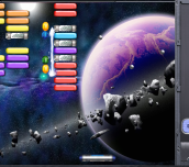 Hra - Outer Space Arkanoid
