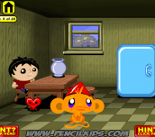 Hra - Monkey GO Happy Hearts