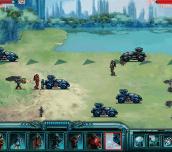 Hra - City Invasion