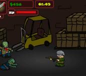 Hra - Zombie Town