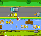 Hra - Why Did The Chicken Cross The Road?