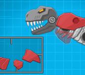 Hra - Toy War Robot Mexico Rex