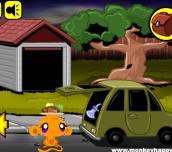 Hra - Monkey Go Happy Stage 12