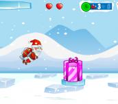 Hra - Jetpack Santa