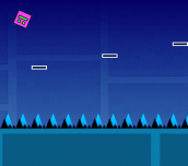 Hra - Geometry Dash