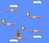 Hra - Mario Jump