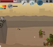 Hra - Valley Defender