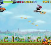 Hra - Sonic Sky Impact