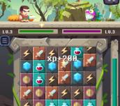Hra - Blocky Warrior