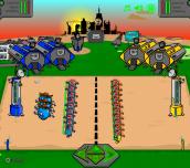 Hra - Perpetual Robot War