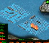 Hra - Battleship War HTML5