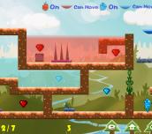 Hra - Oheň a Voda: Nová dobrodružství!