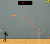 Hra - Stick Figure Badminton 3