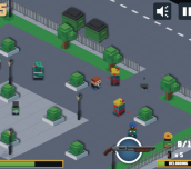 Hra - Zombie Survival