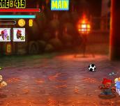 Hra - Super Pocket Fighter Adventure