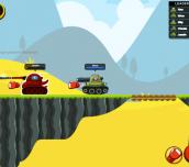 Hra - Tank Fury
