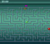 Hra - A Maze Race