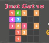 Hra - Just Get 10