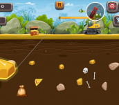 Hra - Gold Miner HD