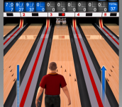 Hra - Classic Bowling Game