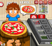 Hra - Pizza Party HTML5