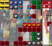 Hra - Superheroes 10x10