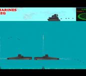 Hra - Submarines EG