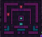 Hra - Neon Battle Tank