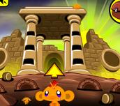 Hra - Monkey Go Happy Stage 110