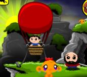 Hra - Monkey Go Happy Stage 114