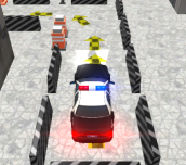 Hra - Police Car Parking