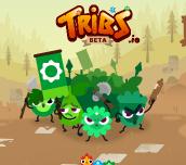 Hra - Tribs.io