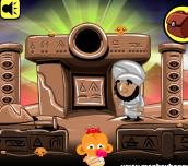 Hra - Monkey GO Happy Stage 124