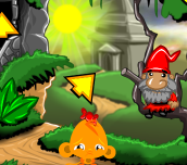 Monkey GO Happy Stage 134