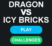 Hra - Dragons vs Icy Bricks