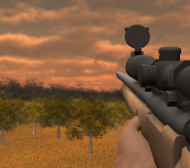 Hra - Zombie Sniping
