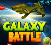 Hra - Galaxy Battle