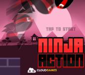 Hra - Ninja Action