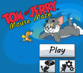 Hra - Tom & Jerry Mouse Maze