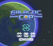 Hra - Galactic Cop