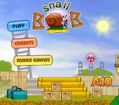 Hra - Snail Bob I
