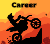 Hra - Sunset Bike Racing