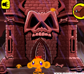 Hra - Monkey Go Happy Stage 164
